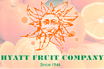 Hyatt Fruit Company Logo