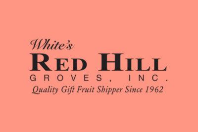 White's Red Hill Groves Logo