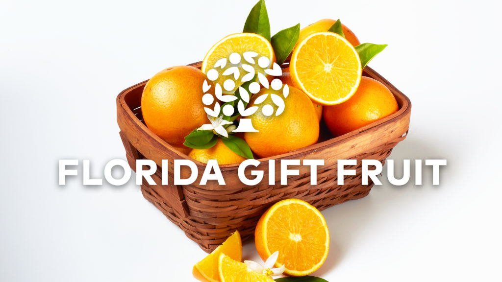 Give the gift of Florida Citrus and start a unique family tradition your family will look forward to every year.